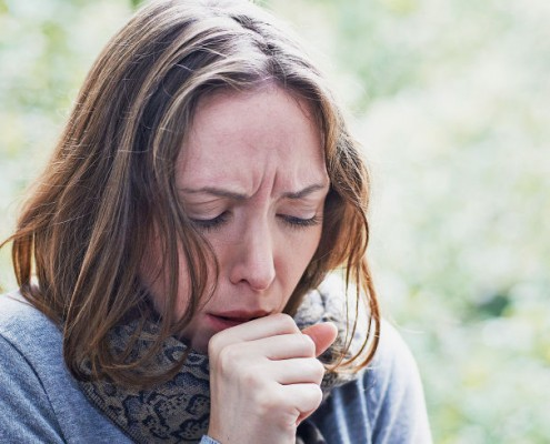 Are Allergies Making Her Cough?
