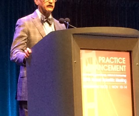 Dr. Mandel Sher Speaks to National Audience:  Cause of Chronic Cough